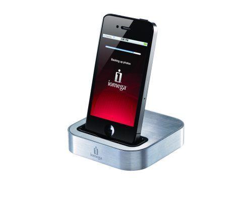 Iomega z nowym sprzętem dla iPhone na CES 2011