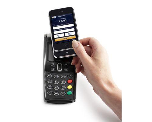 Płatności zbliżeniowe Visa dla iPhone