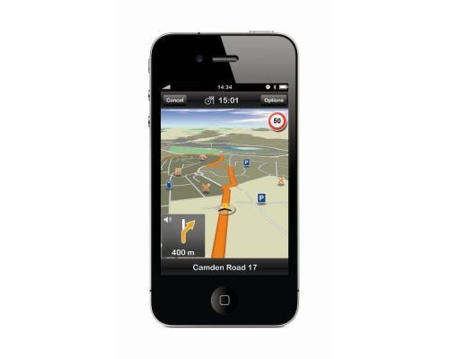 MobileNavigator z nowymi funkcjami dla iPhone
