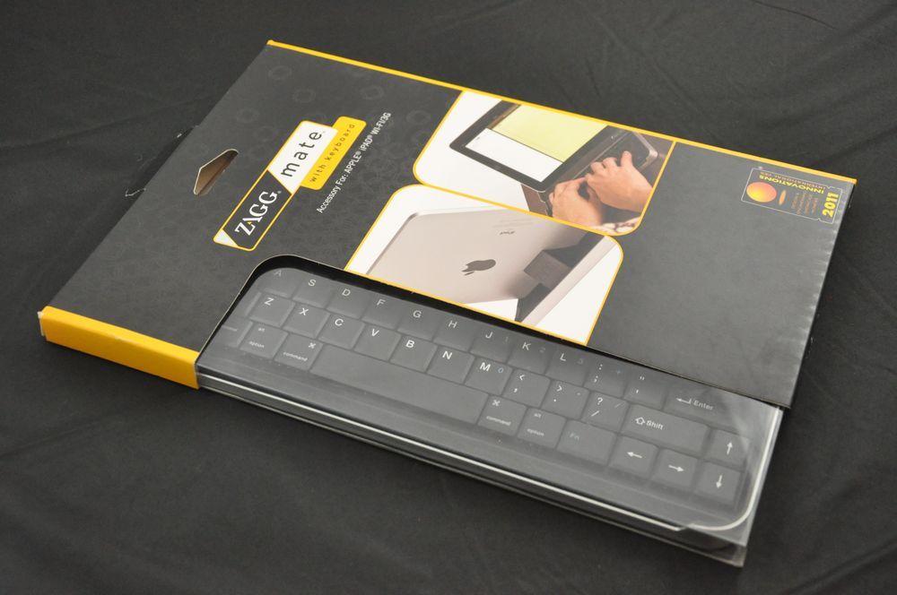 Recenzja: ZAGGmate z klawiaturą, obowiązkową pozycją dla tabletów iPad
