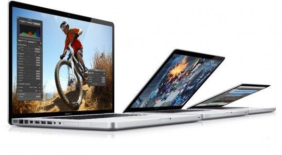 Przegrzane MacBook'i Pro