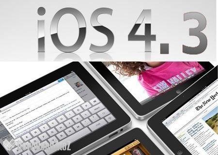 Nowy mobilny system operacyjny IOS 4.3