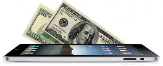 Zwrot części kosztów za iPada pierwszej generacji