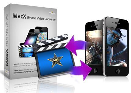 Konwerter wideo dla mobilnych urządzeń Apple