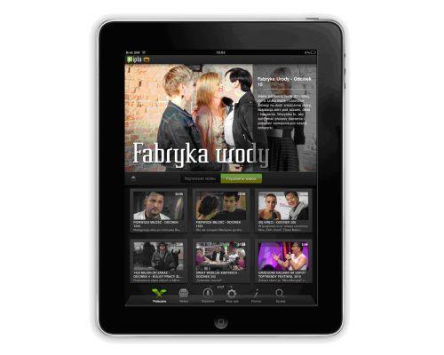 ipla.tv i iPad