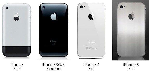 O iPhonie 5 po raz kolejny