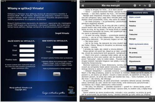 Aplikacja na iPada Virtualo jest już dostępna w AppStore