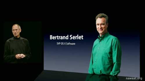 Bertrand Serlet odchodzi z Apple