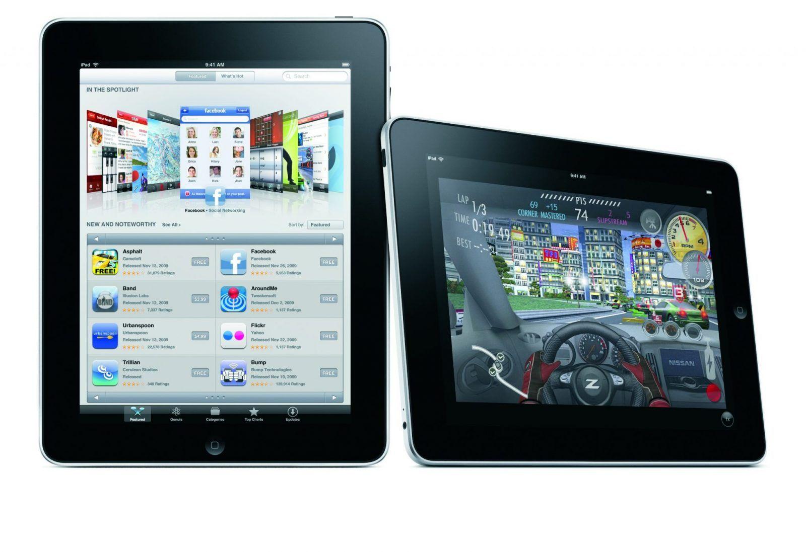 Doskonała sprzedaż iPada 2