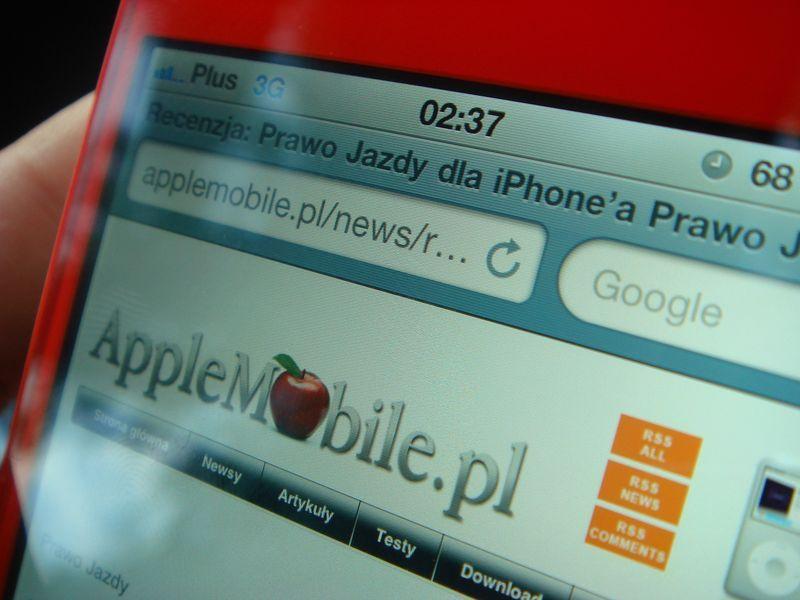 Czerwony iPhone 4 w AppleMobile.pl może być również Twój