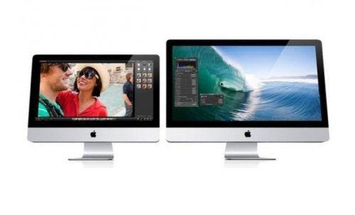 Nowe komputery Apple iMac