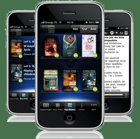 Aplikacja Virtualo do czytania e-booków na iPhona już dostępna!