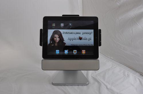 Recenzja: PadDock 10 – głośnikowa stacja dokująca dla iPada