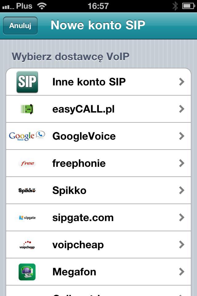 easyCALL.pl już na iPhone?ie!