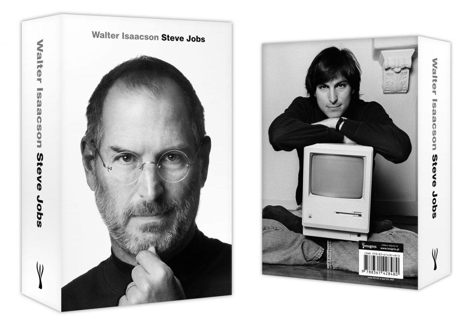 """Książka """"Steve Jobs"""" z przekładu wydawnictwa Insignis – Rozdział 41"""
