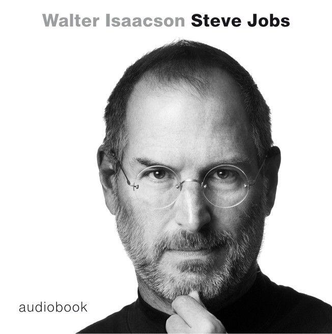 Książka Steve Jobs w wersji audio dostępna na audioteka.pl