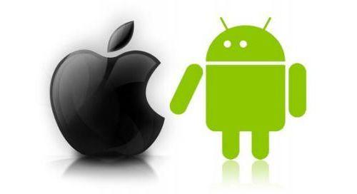 Jakość aplikacji na Android vs iPhone