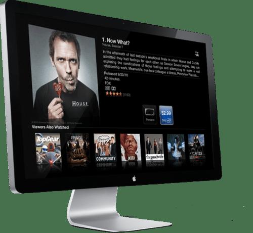 Apple zaoferuje abonentom możliwość personalizowania programu telewizyjnego?