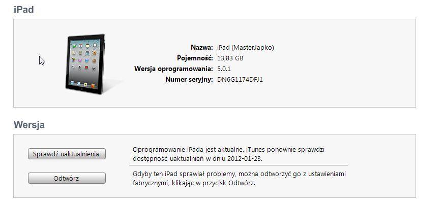 Jailbreak i SIMLOCK iPhone, iPod, iPad z softem 5.0.1