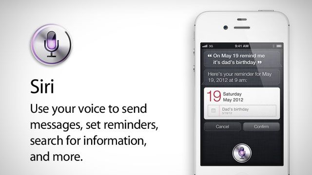 Apple Siri sprawia, że konkurencja coraz bardziej skupia się na technologii rozpoznawania głosu