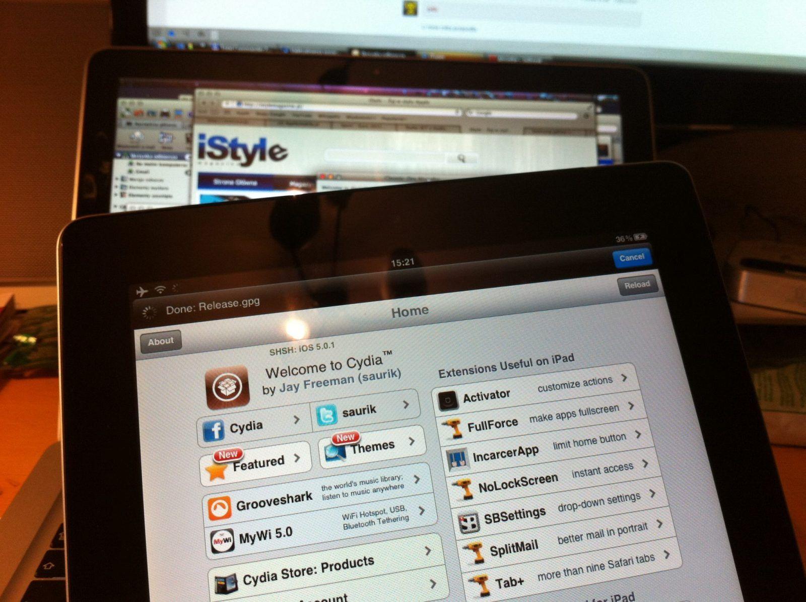 Jak zrobić Jailbreak iPhone 4S i iPad 2 (A5) [Mac] [Win]