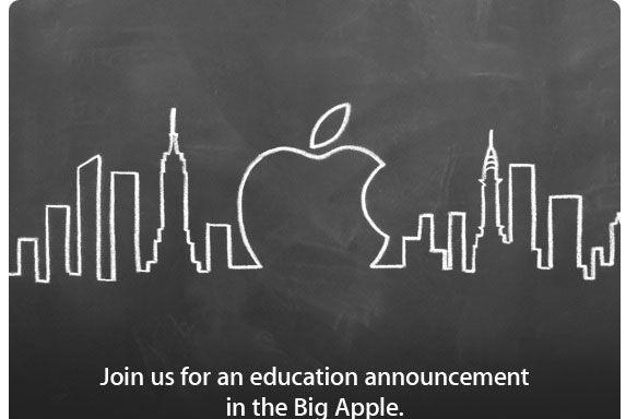 Apple zaplanowało event edukacyjny w Nowym Jorku na najbliższy czwartek