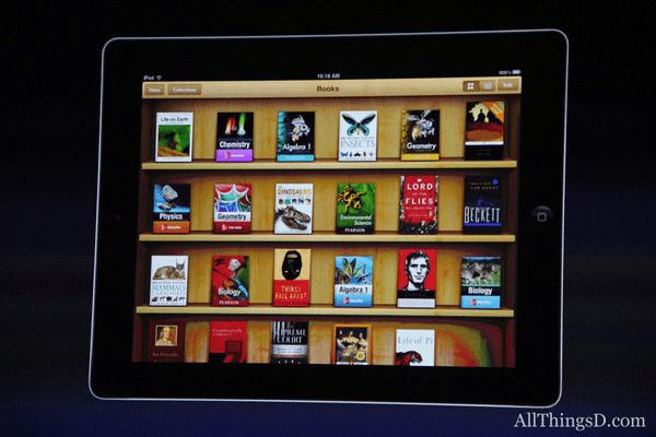 Apple wprowadza interaktywne iBooks 2 dla iPadów ? alternatywa dla standardowych podręczników?
