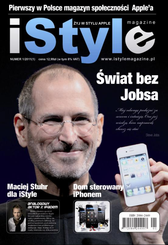 iStyle Magazine – pierwszy w Polsce magazyn dla fanów Apple