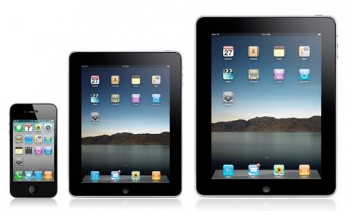 Ośmiocalowe iPady testowane przez Apple?