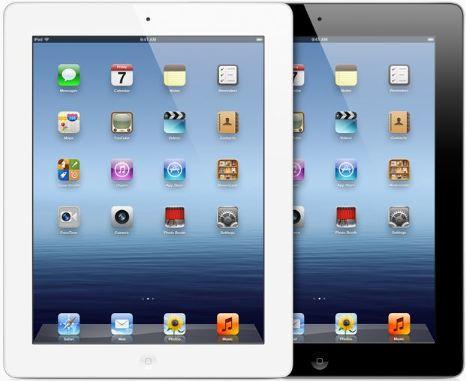 Mieszkasz w UK i zamówiłeś Nowego iPada w przedsprzedaży? Jeszcze trochę na niego poczekasz
