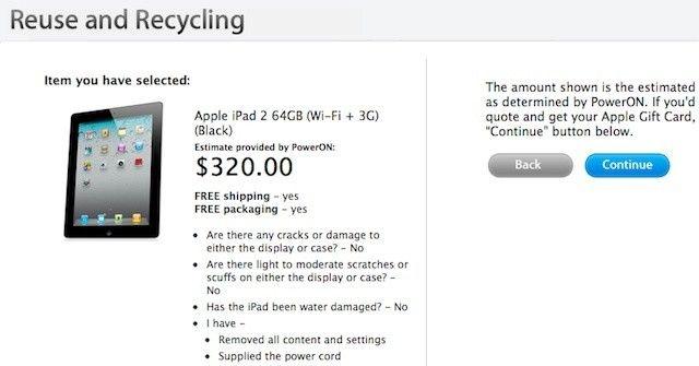 Zyskaj 320$ za swojego używanego iPada 2 i kup taniej Nowego!
