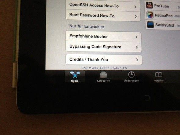 Jailbreak iOS 5.1 na iPadzie 2!
