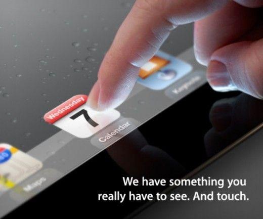 Oficjalna premiera iPada 3 już siódmego marca!