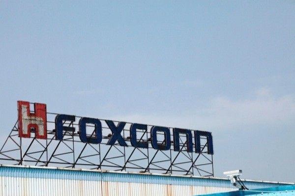 Protest pracowników Foxconn, grozili skokiem z dachu fabryki