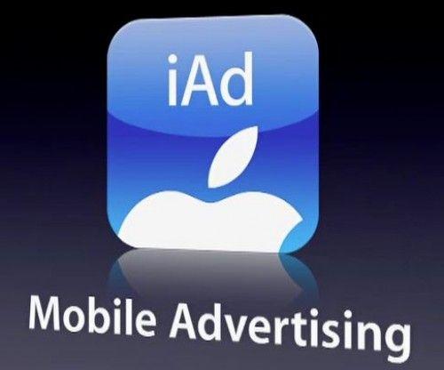 Apple zwiększa stopę przychodów developerów w iAd do 70%