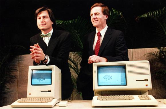 Były prezes Apple John Sculley, widzi w Samsungu Galaxy Tab jedynego prawdziwego rywala dla iPada