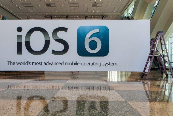 iOS 6 na początku września, jeszcze przed nowym iPhonem