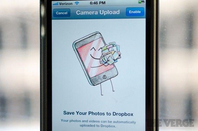 Aktualizacja aplikacji Dropbox dla iOS ? możliwość automatycznego uploadowania zdjęć i filmów!
