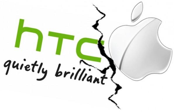 HTC rezygnuje z dalszej walki sądowej z Apple?