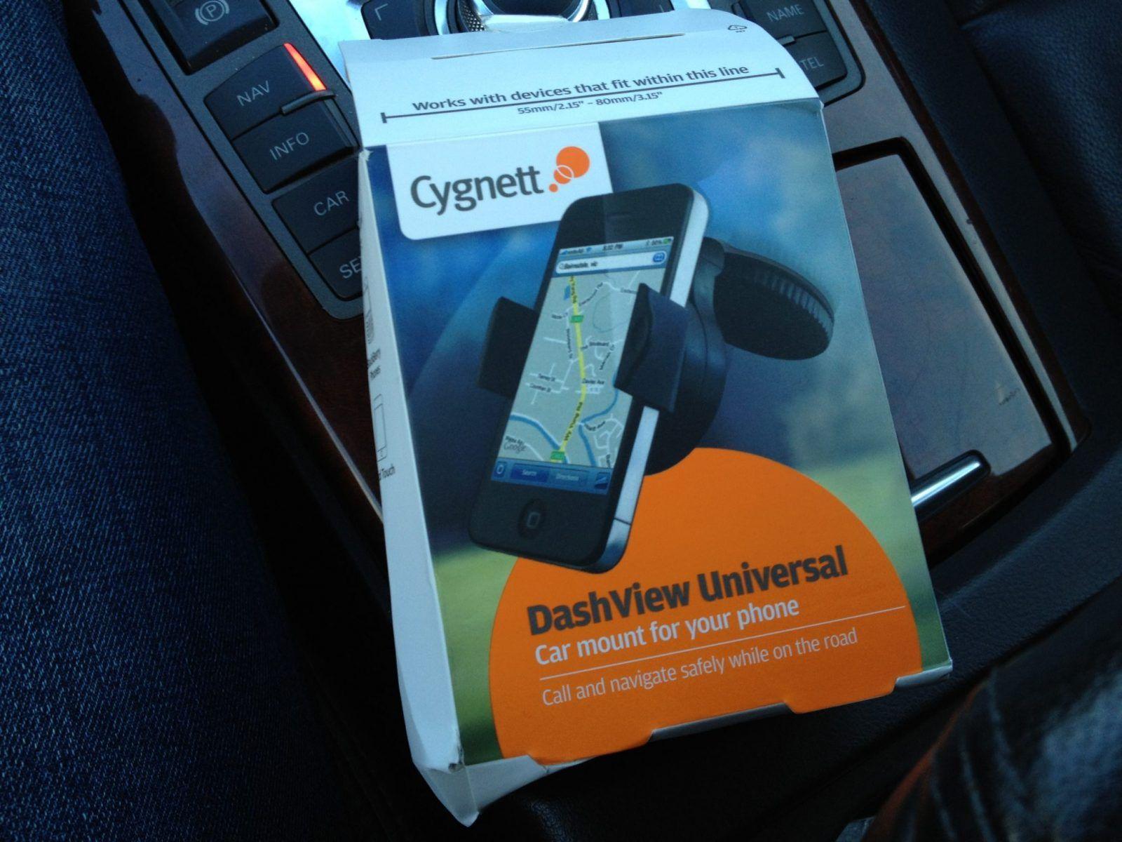 Test: Cygnett DashView Uniwersal – CAR DOCK do urządzeń Apple