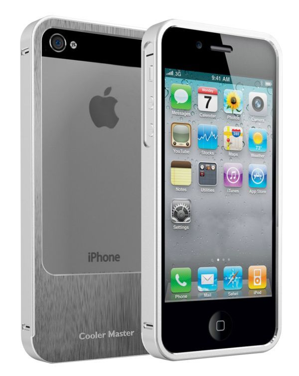 Aluminium Bumper dla iPhone 5