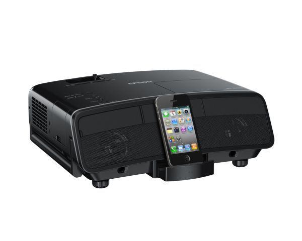 Epson MG-850HD. Projektor dla Apple. Jak działa w praktyce?