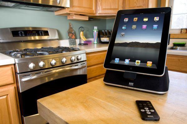 Altec Lansing Octiv Stage – MP450 do iPada. Ciekawa funkcjonalność