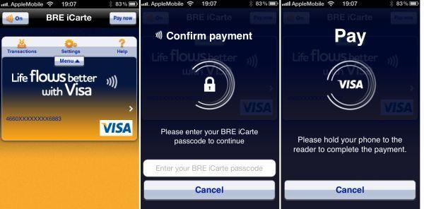 iPhone jako metoda płatnicza w mBanku i MutliBanku