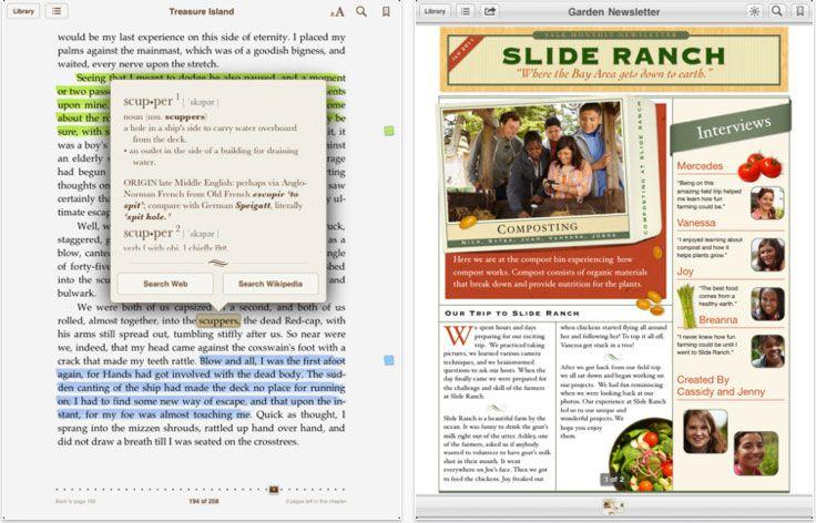 Event prezentujący iPada Mini skupi się głównie na iBooks?