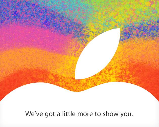 Event Apple 23 października potwierdzony! W końcu ujrzymy iPada Mini!