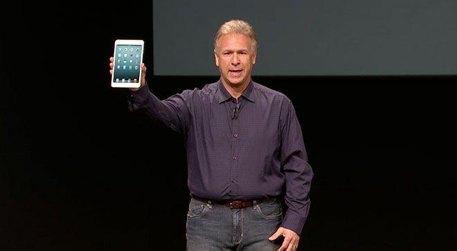 Apple ujawnia iPada Mini! Wyświetlacz 7.9 cala, 7.2 milimetry grubości ? cena od 329$