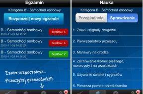PrawoJazdy dla iOS