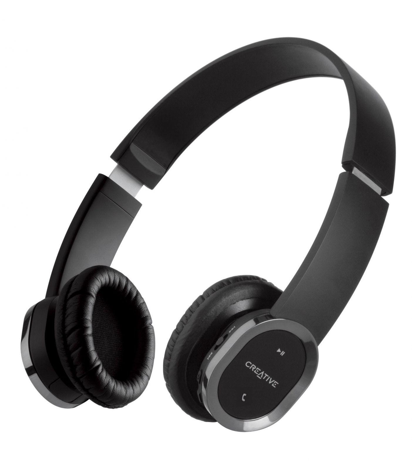 Recenzja: Creative WP-450 – niezłe słuchawki o miękkim brzmieniu