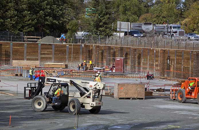 Nowa siedziba Apple w Santa Clara ? miejsce pracy dla 1200 osób